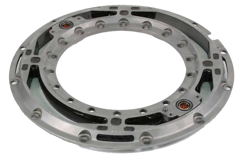LW12.8-50 - Capteur de roue dynamométrique 6 composantes - 50 kN - Automobile