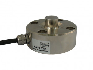 KM90 - KM90e - Capteur de force bouton de 20 kN à 50 kN
