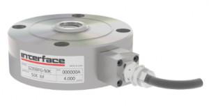 3211 - Capteur de force de précision en inox - 2.5  à 5 kN - Compression seul