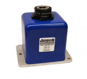 eDXI-200 - Inclinomètre inertiel 2 axes haute résistance | 1° à 60° |  haute précision | Ethernet
