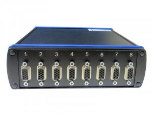GSV-8USB - Conditionneur 8 voies - Interface USB