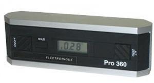 PRO 360 - Inclinomètre numérique - 0-360 deg - Sortie RS-232