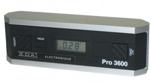 PRO 3600 - Inclinomètre numérique - 0-360 deg - Sortie RS-232