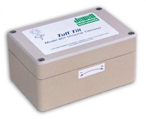 Tuff Tilt - 801 series - Servo Inclinomètre de précision 2 axes - 3 à 90° - haute résistance