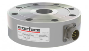 2470 - Capteur de Force universelle en inox - Traction et Compression