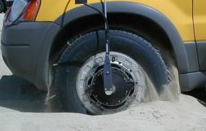 capteur de force roue