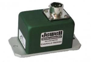 SMIC-SMIP - Inclinomètre inertiel mono-axe - 1 à 90° - limite choc 1500g - sortie ±5VDC