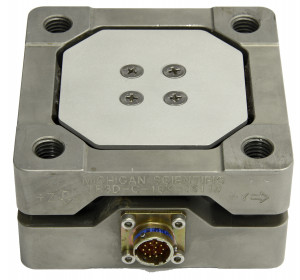 TR3D-C - Three Axis Load Cell - Square - 45 to 180 kN - Fatigue rated