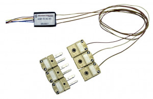 AMP-TCx-M1 - Amplificateur thermocouple miniature 1 à 3 voies