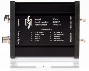 EC-LV - Encoder Signal Conditioner / Amplifier - Voltage output signal