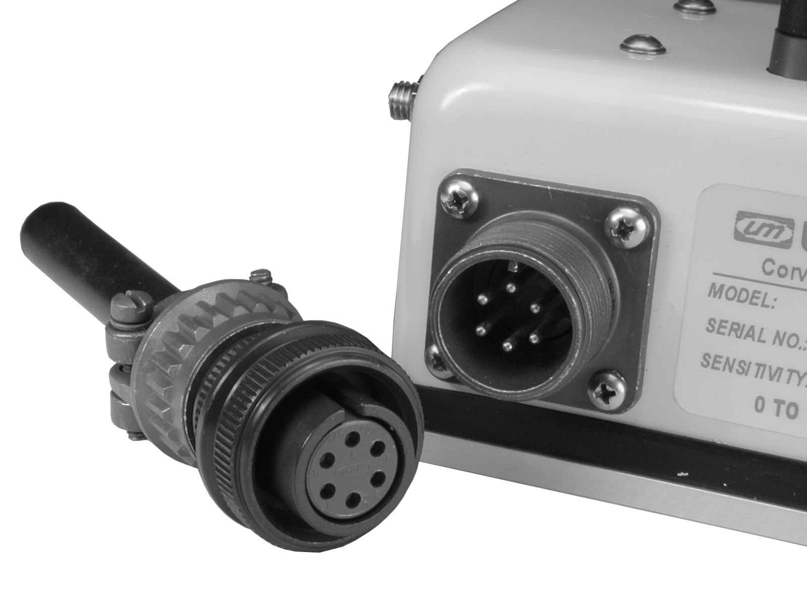 Standard Series - Wire rope position transducer - IP40 - 50 mm to 2 m - TTL or analog output