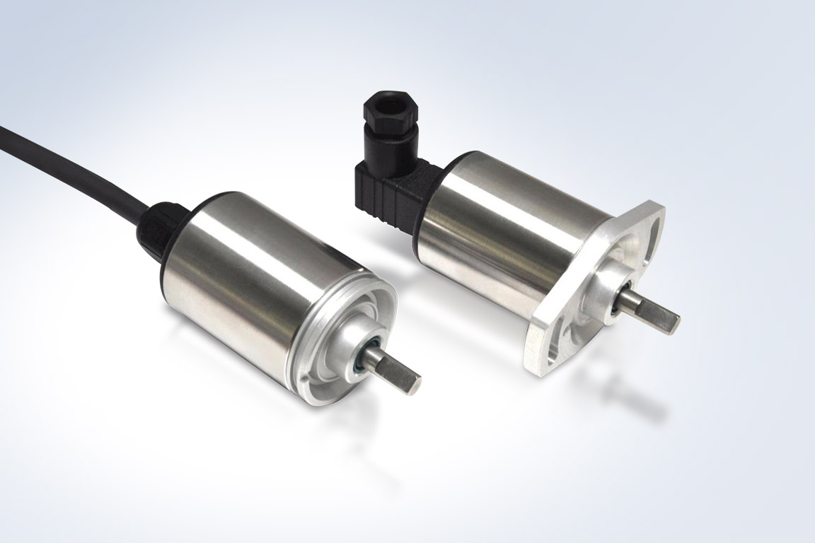 Rotary position sensors