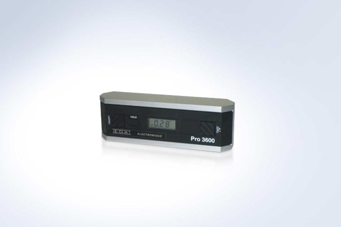 Tiltmeters with Display