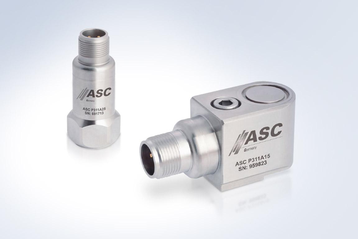 Piezoelectric accelerometers (IEPE)
