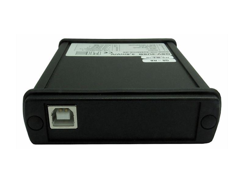 GSV-3USB - 1-channel analog I/O module - USB interface