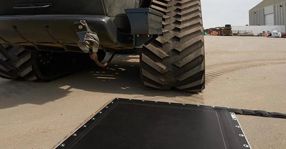 Cartographie pneu