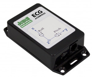 ECG Series - Digital compensated Compass with RS-232/485 interface - Heading, pitch and roll