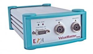 Value Master Base - Conditionneur - afficheur portable - 1 voie analogique - Sortie USB