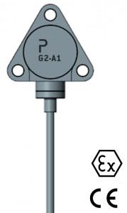 Accéléromètre piezoélectrique