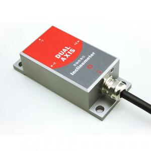 SCA Series - Inclinomètre inertiel mono-axe - 1 à 90° - limite choc 1500g - sortie ±5VDC