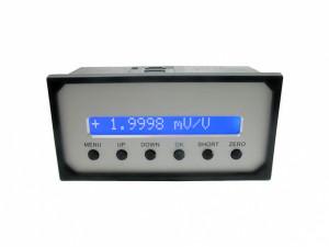 GSV-2FSD-DI - Conditionneur - afficheur portable - 1 voie analogique - Sortie USB