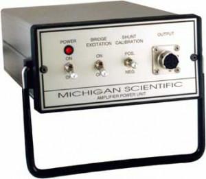 PS-AC - Unité d'alimentation et de contrôle pour amplificateurs de collecteurs tournant