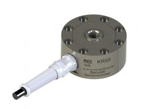 KR55 - Ø55mm - M10 - 1 à 10 kN - IP65 - Capteur de force rondelle de précision - 15 kN à 1500 kN