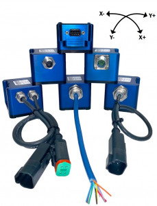 Inclinomètre MEMS JDI-100/200