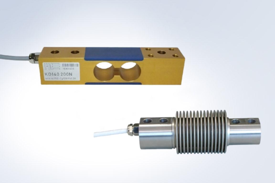 Bending Beam Force Sensors