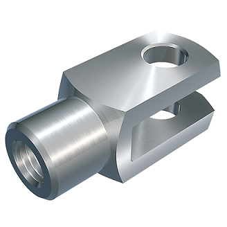 KB16x32 - Load pin - 1 to 10 kN - DIN ISO 8140 - Ø 16mm