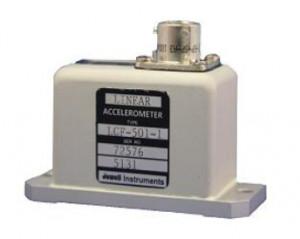 LCF-501 - Accéléromètre lineaire
