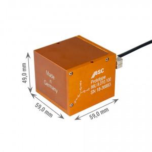 IMU Centrale inertielle miniature