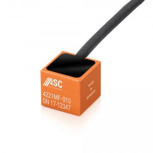 Accéléromètre capacitif uniaxial