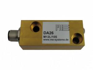 DA26 - Capteur de force en S de 2 N à 1 kN