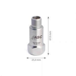 P311A25 - Accéléromètres Piezo-Electrique ±50g à ±1000g