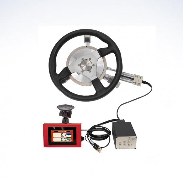 Volant dynamométrique pour essais véhicules